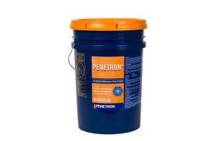 Penetron coating