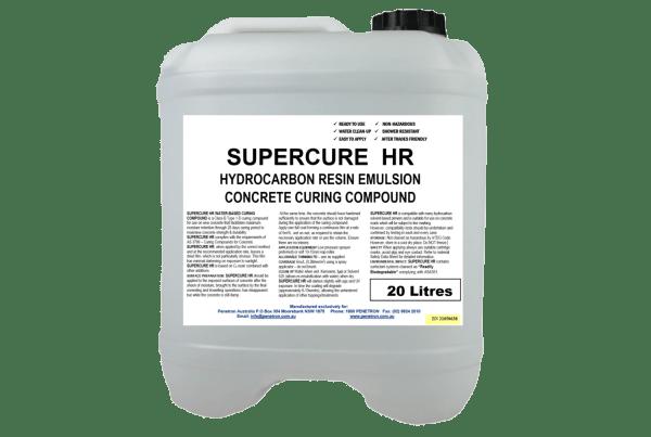 Supercure HR Curing compound