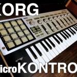【MIDIコントローラー】音楽制作に使用してた懐かしの我が機材 その2「KORG microKONTROL」