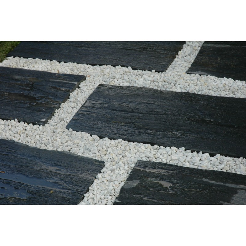 Gravier Marbre Blanc Carrare Gravier Concasse Mineral