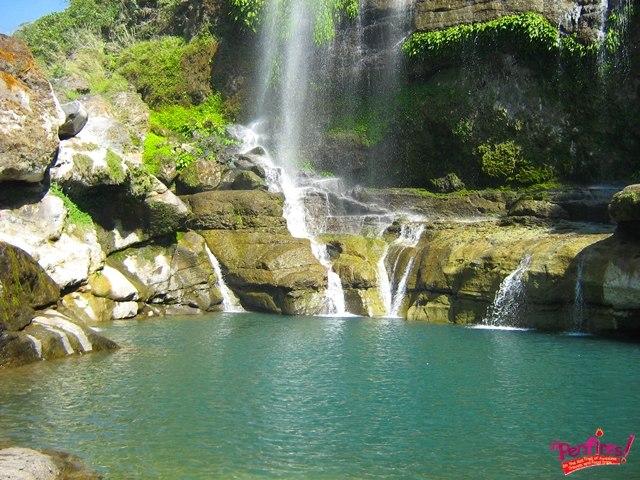 Chasing waterfalls Bomod-ok Falls