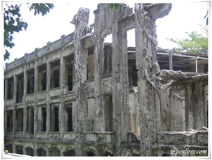 The Rock: Corregidor Island