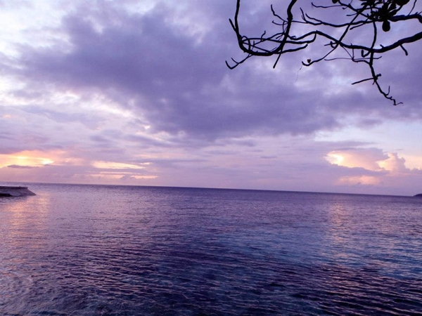 siquijor sunrise