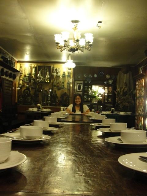 STK Ta Bai - Long Tables at Seafood Restaurants