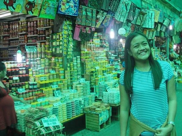 Pasalubong shopping Baguio