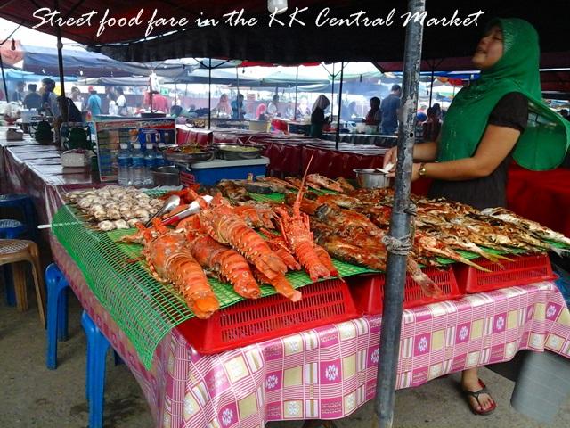 kk central market seafood