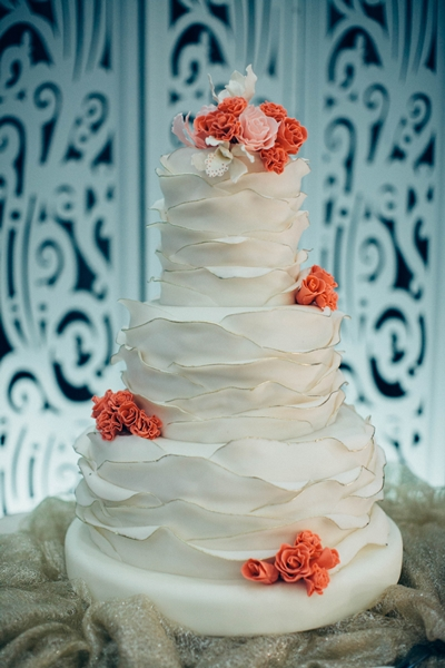 Cebu Wedding Cake - Titus and Cecille