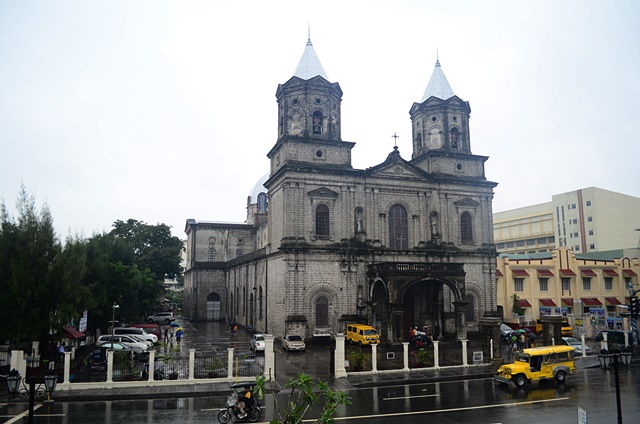 Holy Rosary Church Angeles City