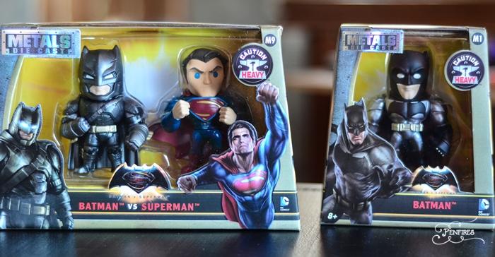 Batman vs Superman Jada Toys Metal Diecast