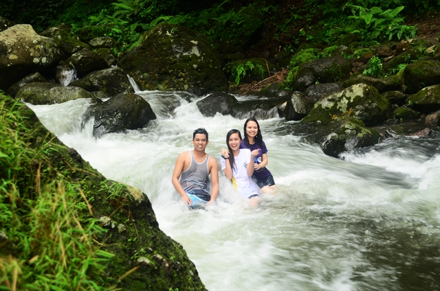 Taytay Falls River