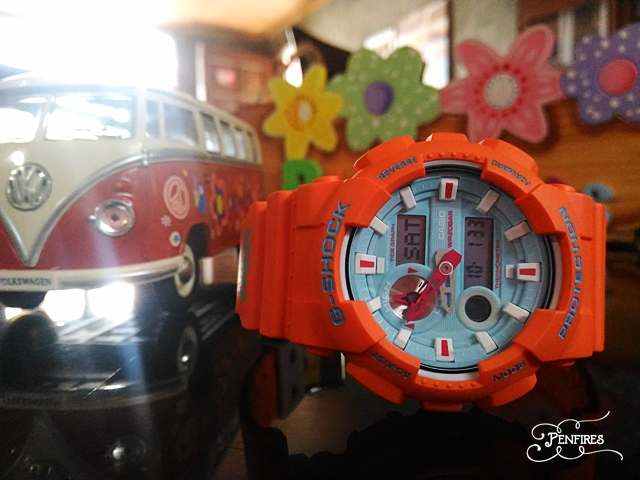 G Shock Limited Edition Watch