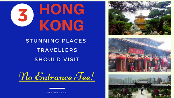 Hong Kong Tourist Spots No Entrance Fee