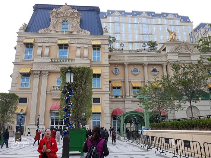 The Parisian Macao Experience