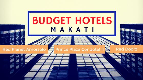 makati budget hotels
