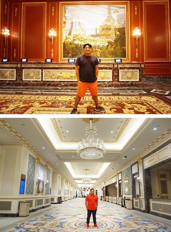 visiting parisian macao hotel
