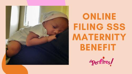 sss maternity filing online