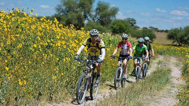 Aman Bersepeda dengan Sepeda MTB