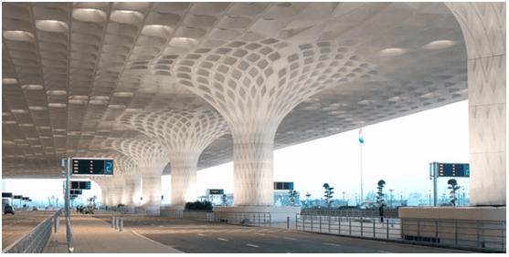 Wajah Baru Bandara India