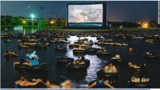 Bioskop Outdoor di Seluruh Dunia 2