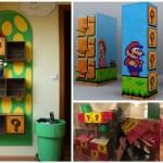 Super Mario Bross Furniture