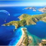 Ölüdeniz – Pantai Biru Jernih di Turki