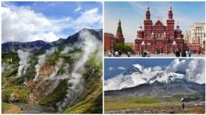 4 Tempat Wisata Menarik di Rusia