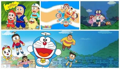 Anime Jepang yang Sangat Mirip dengan Doraemon (part I)