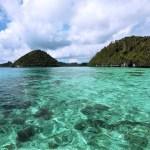 Pulau Wayag – Surganya Snorkeling dan Diving di Raja Ampat