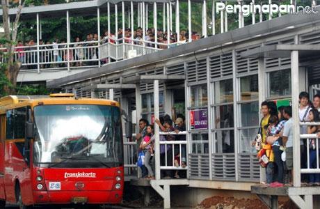 Ingin Naik Busway ke Ancol? Ini Rute Lengkap Bus