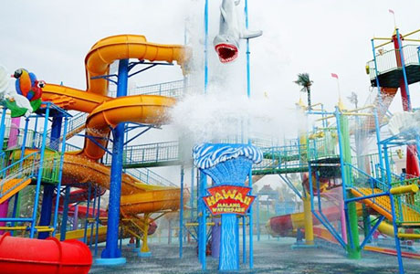 Hawai Waterpark - travelingyuk.com