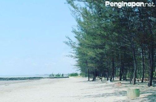 Pantai Rindu Alam, KalSel