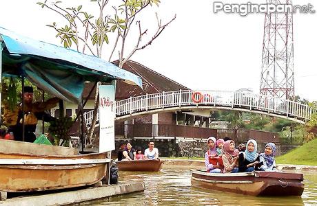 Wisata Kuliner Ah Poong Sentul Gratis Tiket Masuk Penginapan Net
