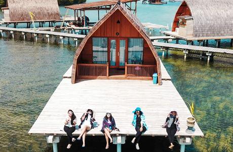 Tarif Terbaru Penginapan Di Pulau Pahawang Lampung