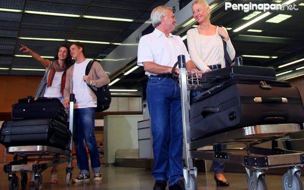 Info Lengkap Panduan Cara Beli Bagasi Pesawat Di Traveloka Penginapan Net 2021