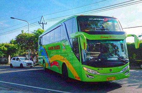 Update Info Jadwal Tarif Tiket Bus Rute Surabaya Bali