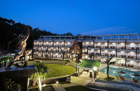 Griya Persada Convention Hotel & Resort (sumber: agoda)