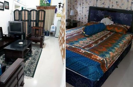 Fasilitas Home Stay C1 Batu (sumber: booking.com)