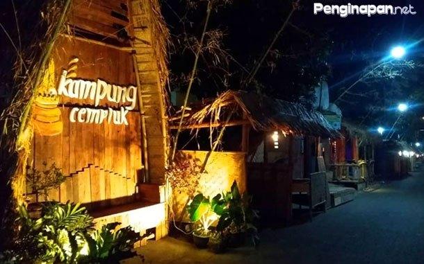 Menengok Wisata Kuliner Dan Seni Tradisional Di Festival Kampung Cempluk Malang Penginapan Net 2020