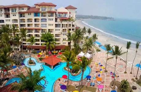 Marbella Hotel, Convention, & Spa Anyer (sumber: traveloka)