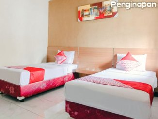 Grand Ijen Residence, kamar twin bed