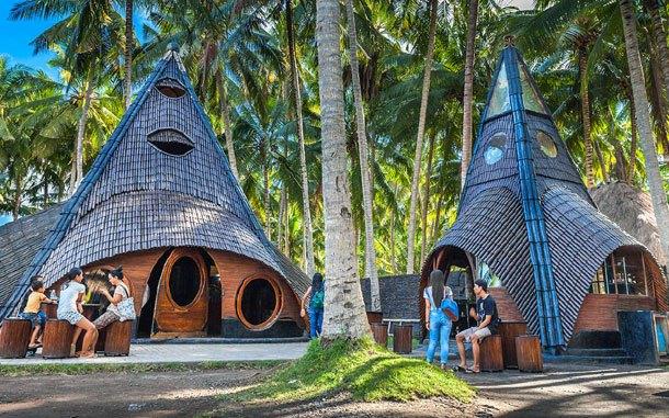 66 Koleksi Gambar Rumah Coklat Bali Gratis