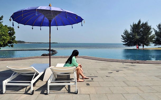 Bersantai di Sekuro Village Beach Resort Jepara (sumber: tripadvisor.co.uk)