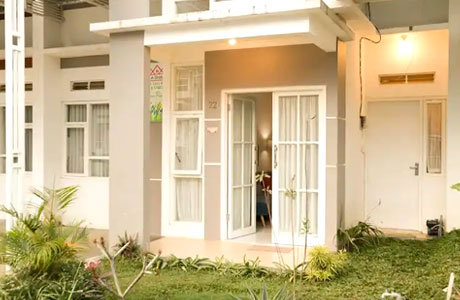 Villa Shafira Batu (sumber: traveloka)