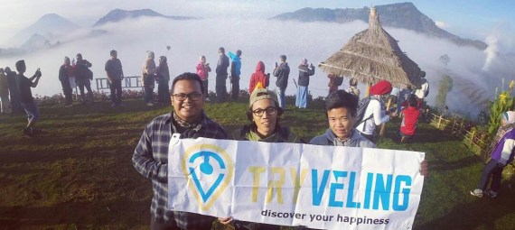 Travel dieng