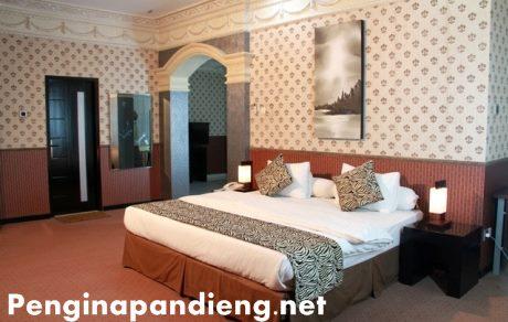 Kamar Hotel surya asia banjarnegara