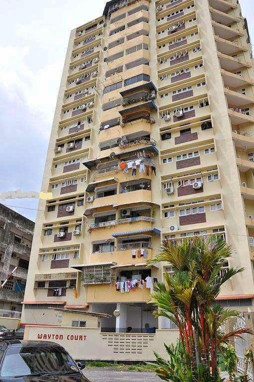 Apartemen Dekat Adventist Hospital Penang Penginapan Murah