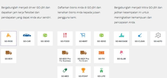 Cara Daftar Gojek Online terbaru