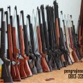 memilih senapan uklik
