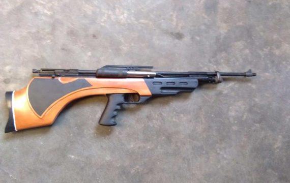 senapan tipe sharp bullpup mugen