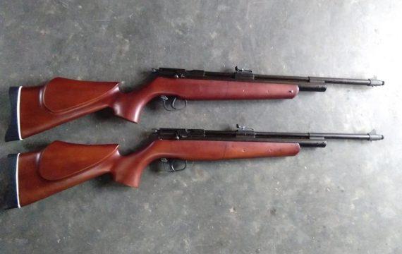 senapan tipe sharp junior classic